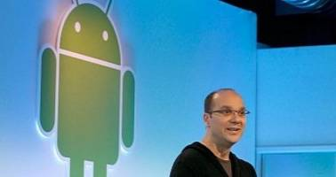 Android Co-Founder Andy Rubin Working on a Premium Bezel-less Smartphone