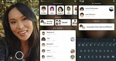 Snapchat for Android Receives Universal Search Features