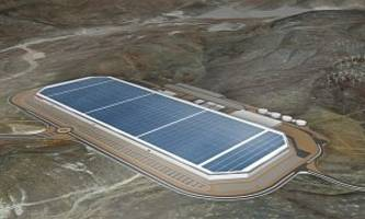 Tesla Gigafactory Will Have World's Largest Solar Rooftop Array