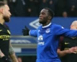 everton 4-0 manchester city: toffees make easy work of guardiola's men