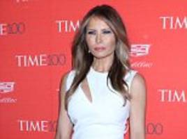 How Melania Trump dazzled her way to the (very) White House: Glamorous Slovenian has been rehearsing for years to become America's First Lady