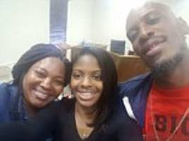 kamiyah mobley meets her biological parents for first time since she was snatched at birth from florida hospital 18 years ago
