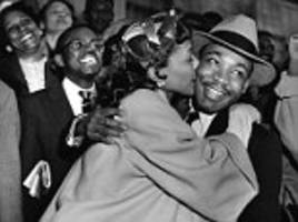 martin luther king's wife was convinced he stayed faithful