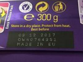 Dairy Milk bars are being made in Poland as US owner of Cadbury breaks key promise