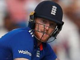 Ben Stokes, Joe Root and Jason Roy blast England to their highest-ever innings score during first India ODI