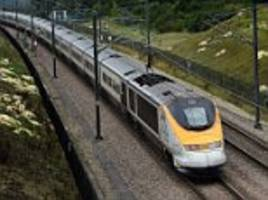 canadian pension funds considers sale of £3.6bn rail link between st pancras and the channel tunnel