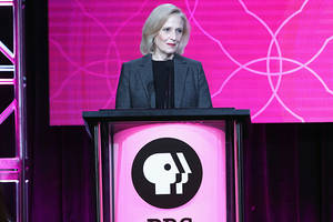 PBS Chief Paula Kerger on Possible Impact of Trump Presidency: 'Too Early to Tell'