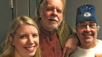 David Bowie song question answered by Rick Wakeman