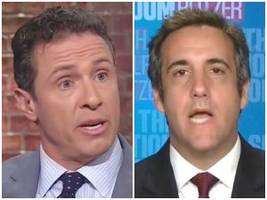 Trump Lawyer Michael Cohen Goes After CNN on Twitter, Tapper and Cuomo Defend Network
