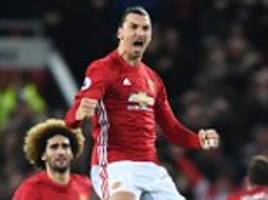 Man United news: Zlatan Ibrahimovic rescues point against Liverpool