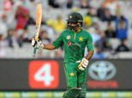 Mohammad Hafeez leads from the front as Pakistan level the one-day series against Australia
