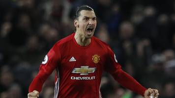 Ibrahimovic earns Man Utd late draw against Liverpool