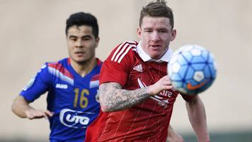 jonny hayes: aberdeen boss tells cardiff to be serious over winger offer