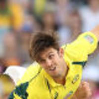 marsh out of pak odis with shoulder injury