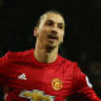 City thrashed by Everton, Ibrahimovic rescues United