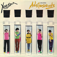 x-ray spex: germfree adolescents