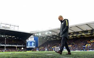 everton thrashing may have killed city's title bid, says pep