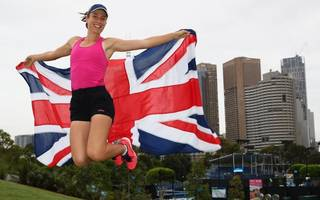 in-form johanna konta coy on australian open chances