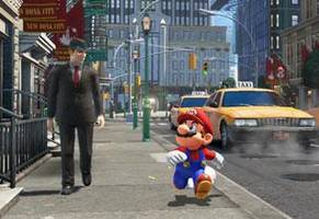 Watch The Gorgeous Trailer for 'Super Mario Odyssey', the First Mario Game for Nintendo Switch