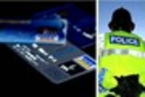 Credit card fraud suspect arrested in Fowler Road, Sutton...