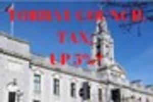 Council tax could go up five per cent in Torbay next year