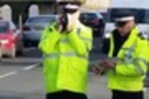 Traffic operation catches 11 illegal drivers in Torbay