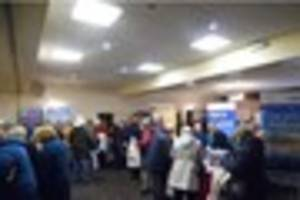 Hundreds attend Scunthorpe Telegraph Holiday & Travel Show