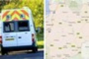 Mobile speed camera locations in Somerset for the week starting...