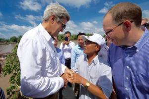 john kerry finds vietnam war site where he killed a man