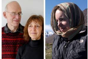 Parents of Scottish aid worker killed in Afghanistan hit back at claims she was a spy