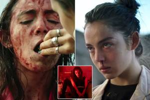terrifying raw cannibal film trailer is so gruesome it's making people vomit and pass out