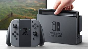 Nintendo Switch sold out at GameStop; good luck finding it elsewhere
