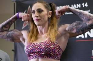 Megan Anderson sends message to Dana White after brutalizing Charmaine Tweet