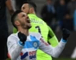 Marseille share gruesome Cabella injury pic after Monaco defeat