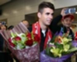 Oscar: China's money is good for football - I'm a pioneer!
