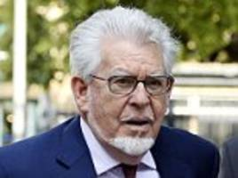Blind, disabled woman 'trapped' by Rolf Harris