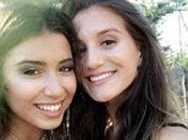 college student, 19, survives car crash that killed her best friend by clinging onto a tree for twelve hours in freezing temperatures before swimming across flowing creek to get help