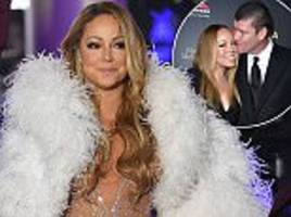 Mariah Carey has 'reached out' to ex-fiance James Packer to help her brand recover