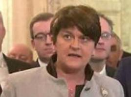 northern ireland does not need an election but we will fight to win, embattled arlene foster vows as snap stormont poll appears inevitable