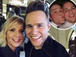 Olly Murs' mother reveals that son Ben has disowned the family over X Factor row