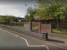 Shots fired outside St George's Roman Catholic primary school in Glasgow