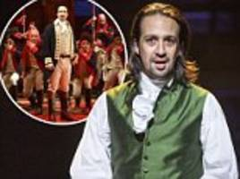 Rush for Hamilton tickets... but it's curtains for touts!