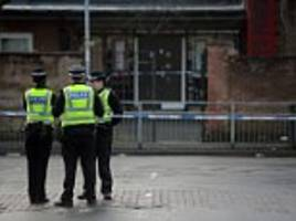Shots fired at primary school in Glasgow