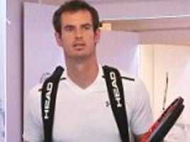 Andy Murray admits the experience of Ivan Lendl could prove to be crucial in the years to come