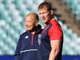 england captain hartley to have fitness test on wednesday