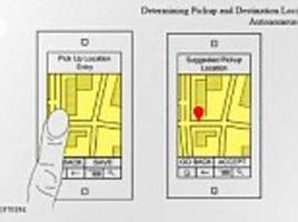 Google files patent for finding best pickup locations for driverless cars