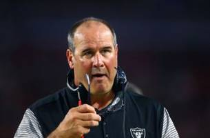 Re-Signing Mike Tice Should be the Top Priority for The Oakland Raiders