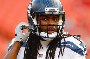 Seahawks reveal Richard Sherman had knee injury during season but didn't report it