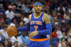 Carmelo Anthony says he hasn't considering waiving no-trade clause