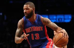 Detroit Pistons defeat the Los Angeles Lakers, 102-97